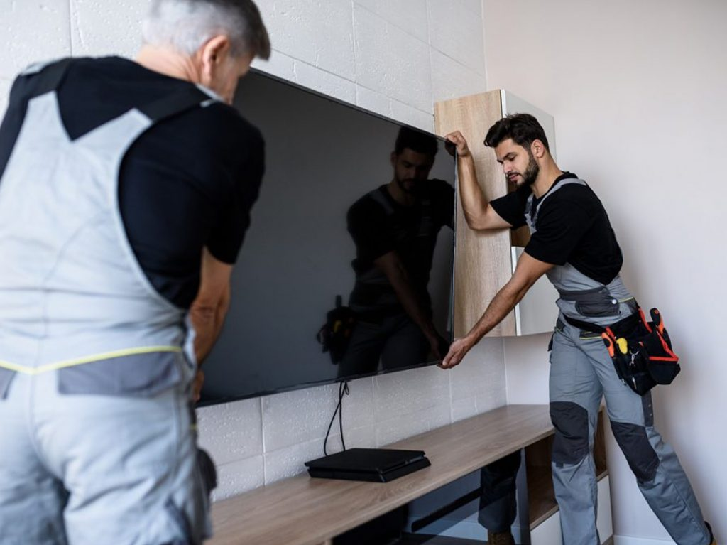 Best TV Mounting Company
