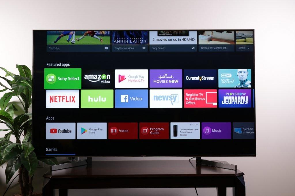Smart tv setup and installation service
