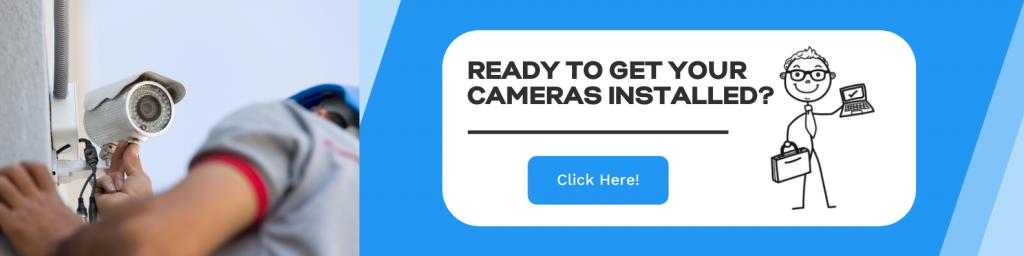 security camera cctv installation service
