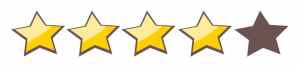 4-star rating