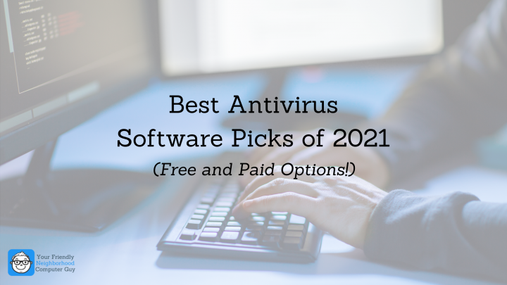 Best antivirus software 2021 blog header image